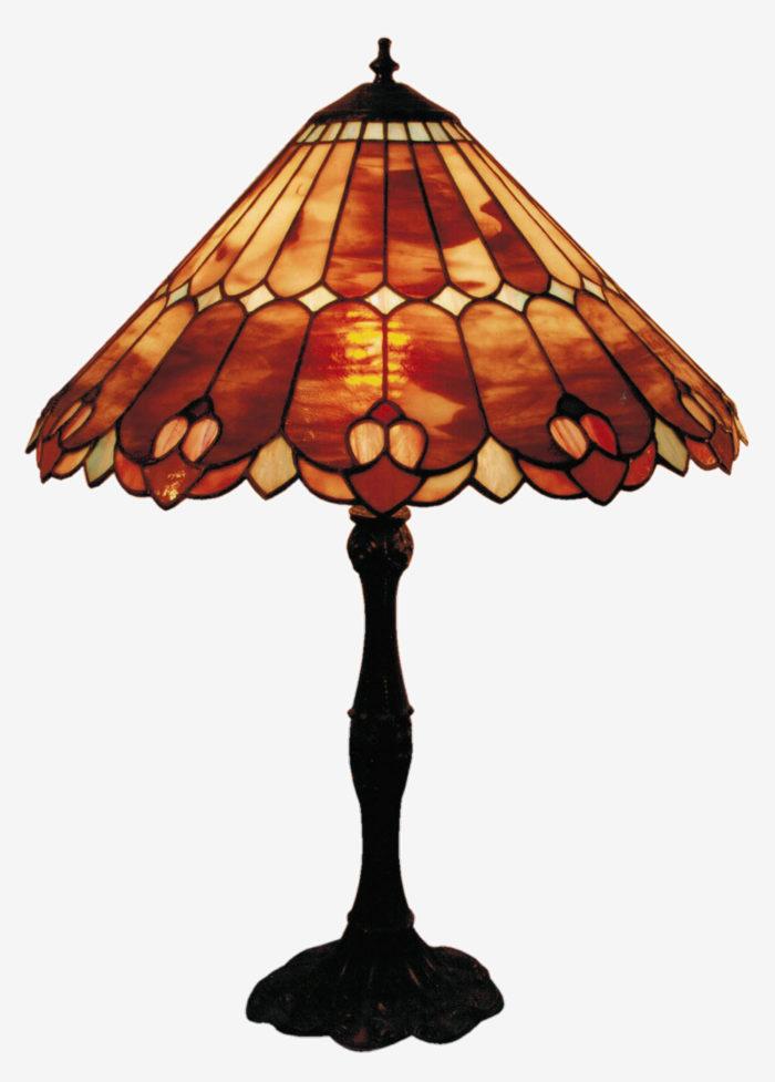 Tiffany Style Art Deco Lamp